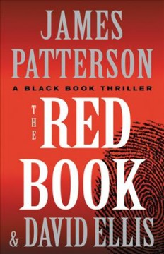 The red book by Patterson, James