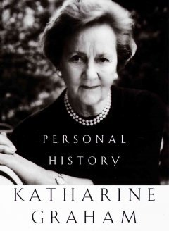 Personal history by Graham, Katharine