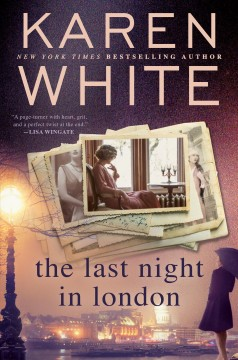 The last night in London by White, Karen