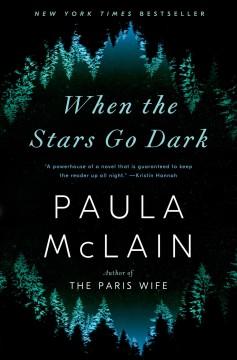 When the stars go dark : a novel by McLain, Paula