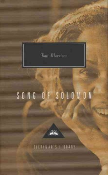 Song of Solomon by Morrison, Toni.