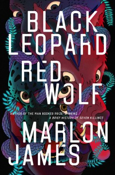 Black leopard, red wolf by James, Marlon