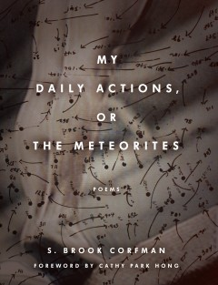 My daily actions, or the meteorites by Corfman, S. Brook