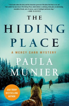 The hiding place by Munier, Paula