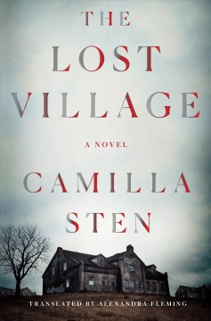 The lost village : a novel by Sten, Camilla
