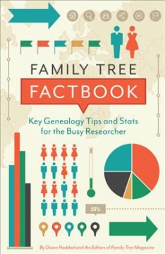 Family tree factbook : key genealogy tips and stats for the busy researcher by Haddad, Diane