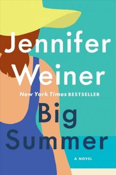 Big summer by Weiner, Jennifer