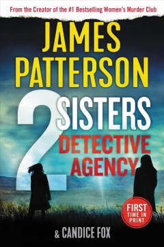 2 sisters detective agency by Patterson, James