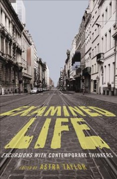 Examined life : excursions with contemporary thinkers by