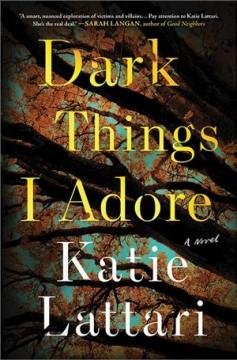 Dark things I adore by Lattari, Katie