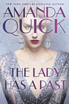 The lady has a past by Quick, Amanda