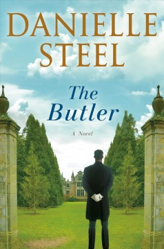 The butler by Steel, Danielle