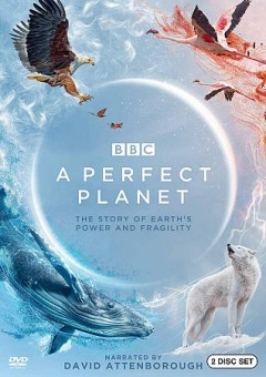 A perfect planet : the story of Earth's power and fragility by