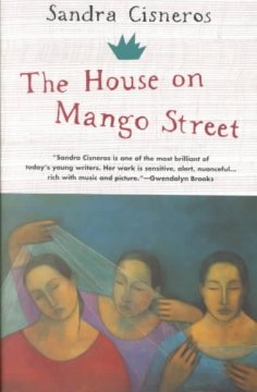 The house on Mango Street by Cisneros, Sandra.