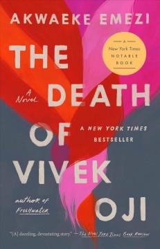 The death of Vivek Oji by Emezi, Akwaeke