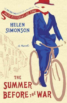 The summer before the war by Simonson, Helen