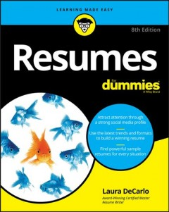 Resumes for dummies by DeCarlo, Laura