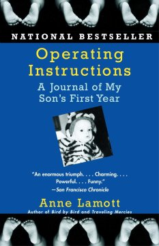 Operating instructions : a journal of my son