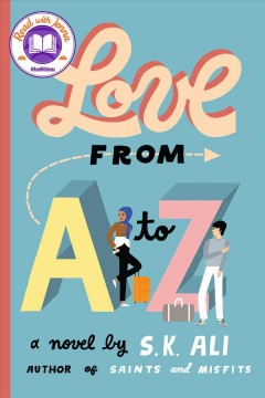 Love from A to Z by Ali, S. K.
