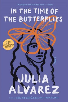 In the time of the butterflies by Alvarez, Julia